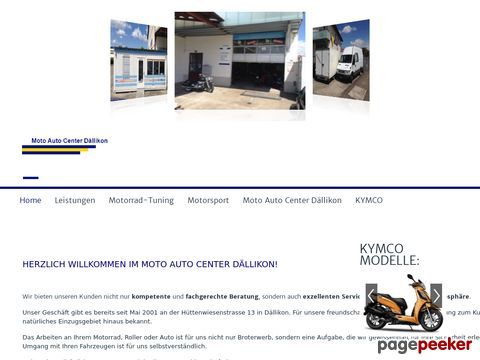 René Dünki / Moto -  Auto - Center Furttal
