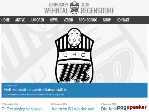 Unihockey Club Wehntal Regensdorf