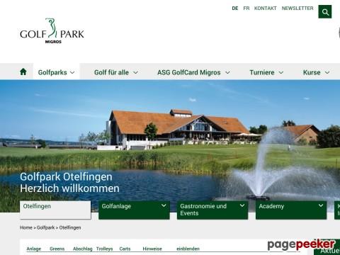 Golfpark Otelfingen (Otelfingen ZH)