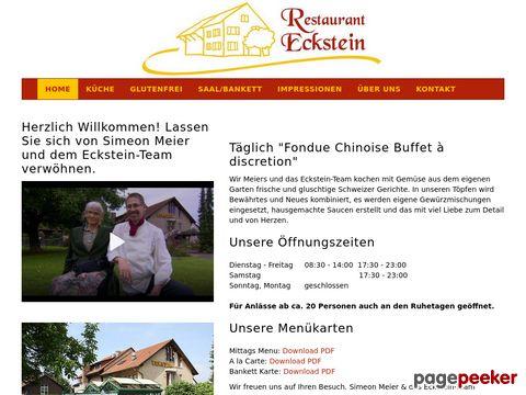 Restaurant Eckstein (Adlikon bei Regensdorf ZH)