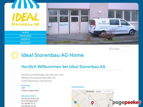 IDEAL Storenbau AG