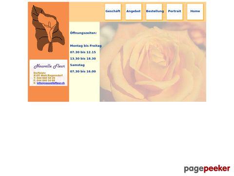 Nouvelle Fleur - Blumengeschäft mit Lieferservice im Furttal