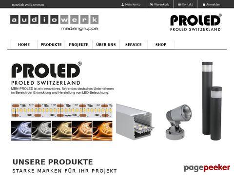 audio-werk.ch - audiowerk GmbH