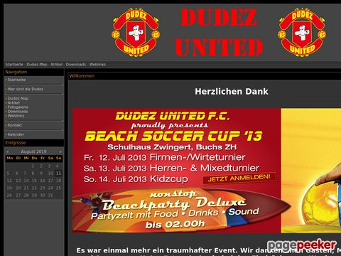 Dudez United F.C.