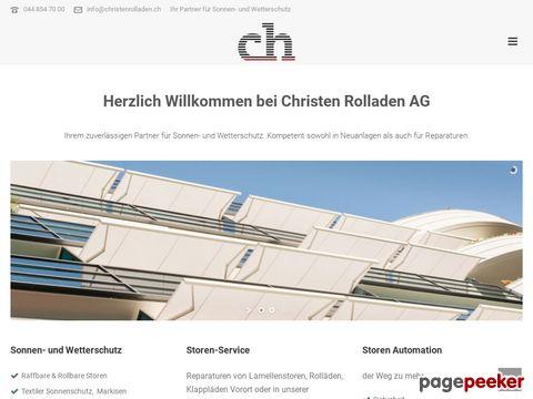Christen Rolladen AG