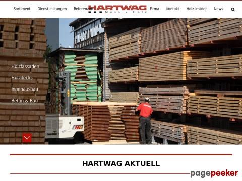 Hartwag Hart- und Weichholz AG
