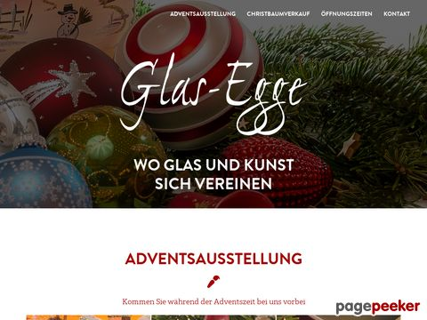 Glas Egge