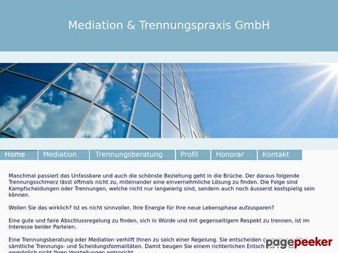 Mediation & Trennungspraxis GmbH - Mediation & Trennungspraxis