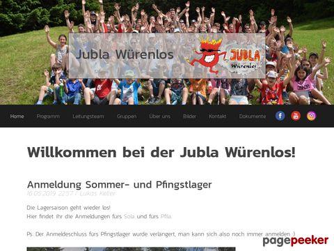 Jubla Würenlos (Jungwacht Blauring Würenlos)