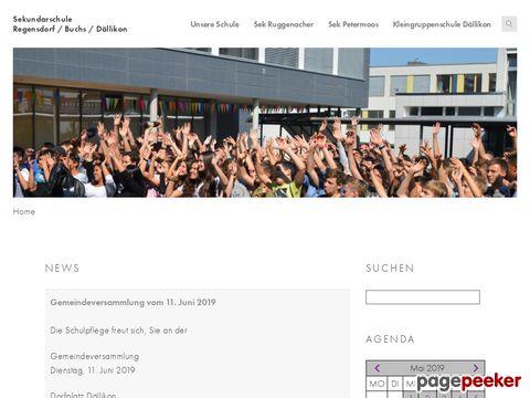 Sekundarschule Regensdorf / Buchs / Dällikon