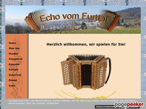 Echo vom Furttal - Schwyzerörgeli-Trio