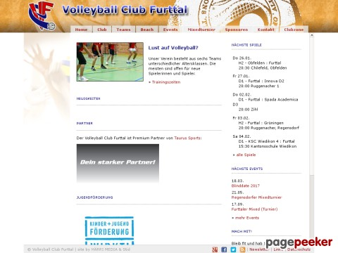 Volleyballclub Furttal - VBC Furttal
