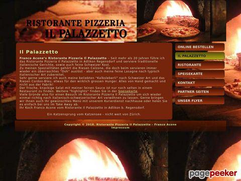 Ristorante Il Palazzetto (Adlikon b. Regensdorf)