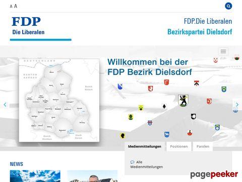 FDP - Bezirk Dielsdorf