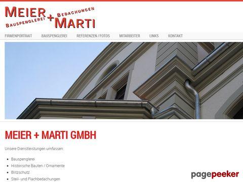 MEIER + MARTI