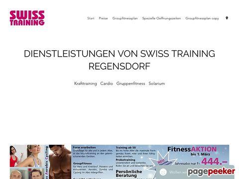 Swiss Training Regensdorf (Fitnesscenter)