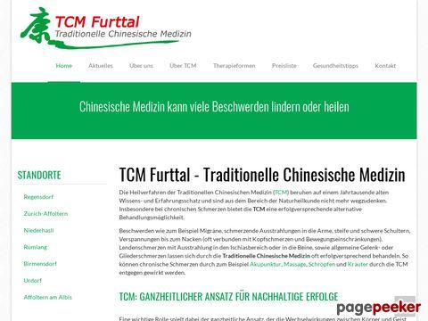 Traditionelle Chinesische Medizin im Kanton Zürich - TCM Furttal, Traditionelle Chinesische Medizin