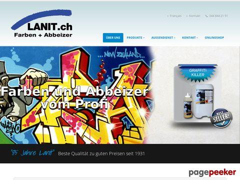 LANIT AG - Abbeizer und Farben