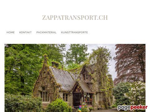 Zappa Transporte