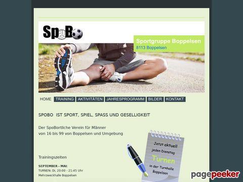 SpoBo Sportgruppe Boppelsen