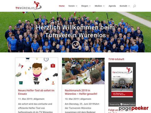 TV Würenlos | Der Turnverein in Würenlos.