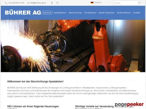 Bührer AG
