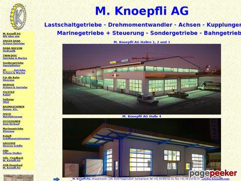 M.Knöpfli AG