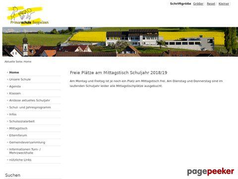 Primarschule Boppelsen