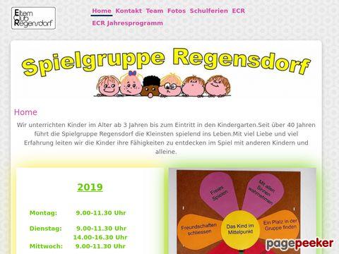 Spielgruppe Regensdorf