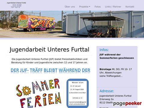 JUF (Jugendarbeit Unteres Furttal) - Jugend-Träff