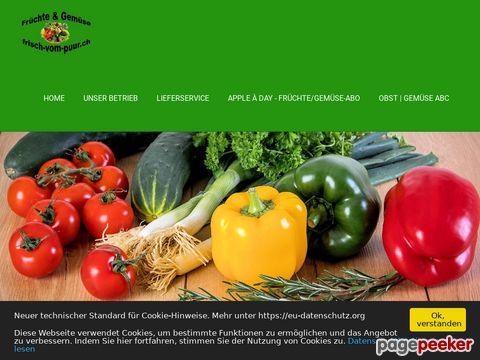 geigelmooshof.ch - Gemüse und Früchte Shop