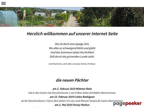 GVB - Gartenverein Buchs ZH