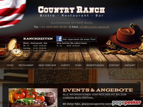 Country Ranch (Buchs ZH)