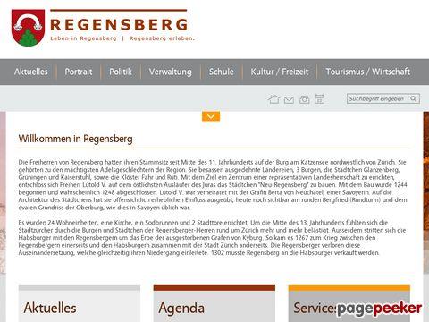 Regensberg ZH (CH-8158)
