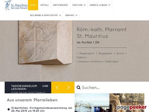 Pfarrei St. Mauritius