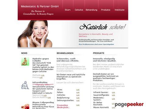 Medestetic - Gesundheits- und Schlankheitsinstitute