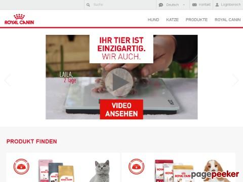 Royal Canin AG - Premium Hunde u. Katzennahrung