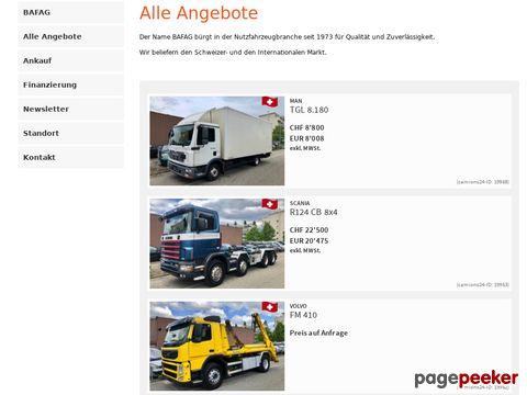 Bafag Fahrzeuge AG