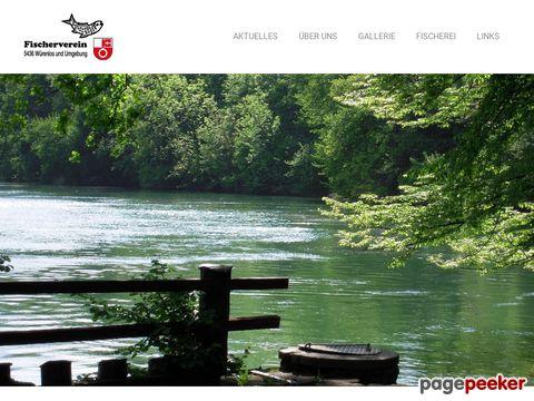 Fischerverein Würenlos - Fischerverein 5436 Würenlos und Umgebung