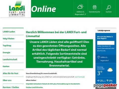 LANDI Furt- und Limmattal