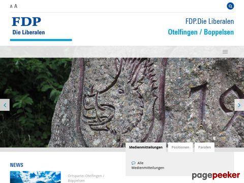 FDP Otelfingen