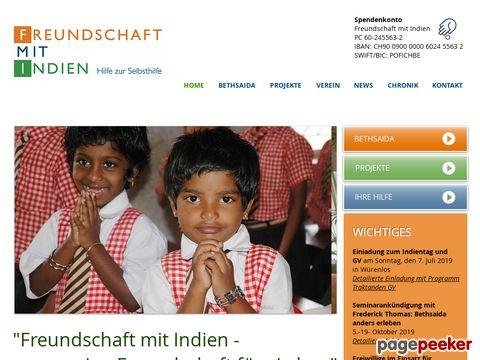 FMI - Freundschaft mit Indien