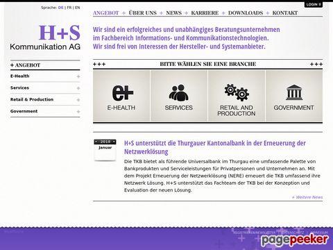 H+S Kommunikation AG