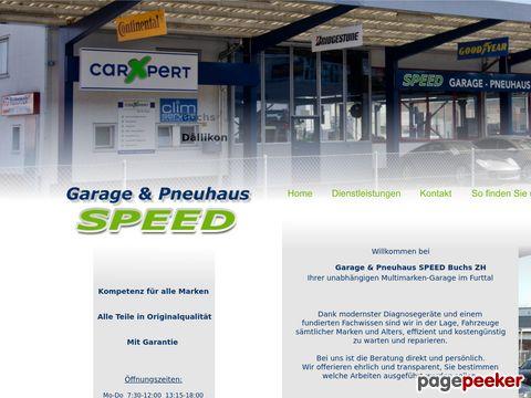 Autospeed - Reifen - Felgen - Auto-Service - Reparaturen - An- und Verkauf von Occasionen im Furttal