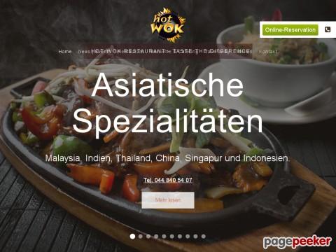 Bistro Restaurant HOT WOK  (Regensdorf ZH)