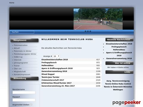 Tennisclub Huba (Würenlos)