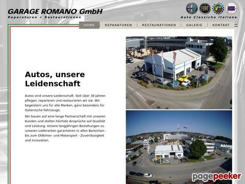 Garage Romano GmbH (Regensdorf)