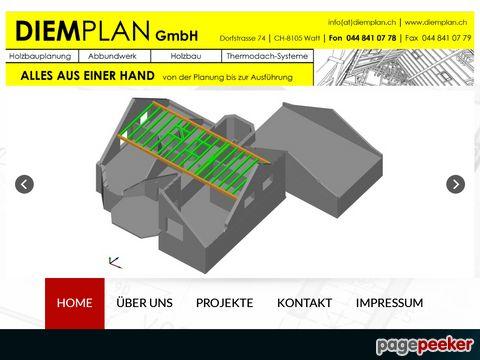 Diemplan GmbH - Ideen aus Holz! Alles aus einer Hand - Von der Planung bis zur Ausführung