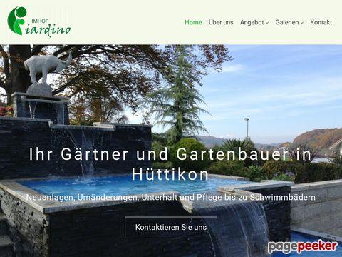Imhof - Giardino GmbH