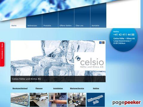 Celsio Kälte und Klima AG